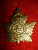 M75 - The Frontenac Regiment Cap Badge